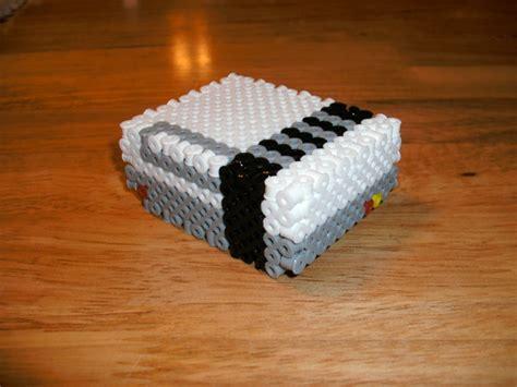 perler bead 3d 3d nes in perler by mr16bits on deviantart perler