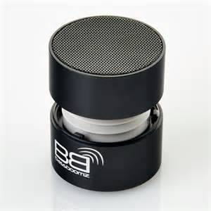 Barnes Jewelers Bassboomz Portable Bluetooth Speaker