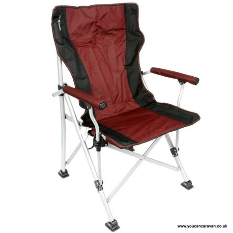 Brunner Chairs Uk by Brunner Cing Chair Raptor Burgundy From You Can Caravan