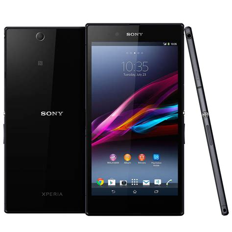 Tv Digital Sony celular desbloqueado sony xperia z ultra preto tela 6 4 quot tv digital c 226 mera 8mp