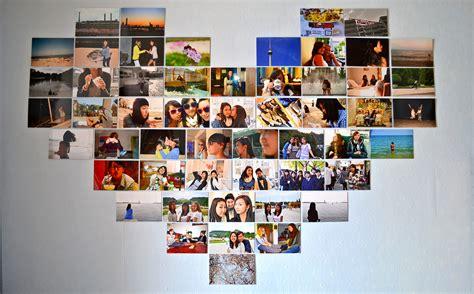 Bilder An Die Wand Kleben by Wie Kann Sein Internatszimmer Einrichten Zimmer