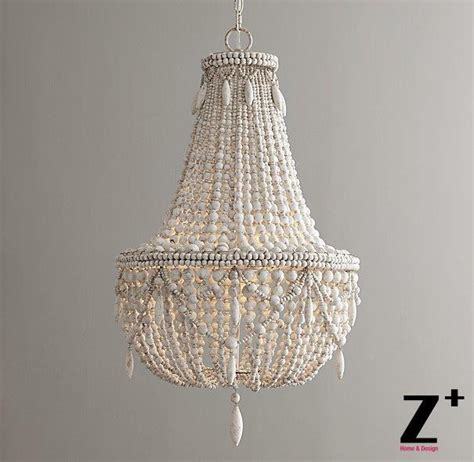 French Chandelier Shades Popular Wood Bead Chandelier Buy Cheap Wood Bead