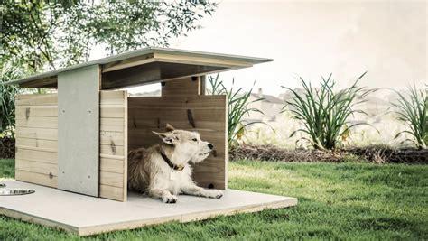 designer dog house puphaus meyou 2 designer dog cat houses for modern pets urbanist