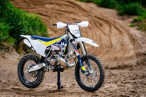 Husqvarna Motorrad 2018 by Enduro21 Husqvarna Follow Ktm With Two Stroke Fuel