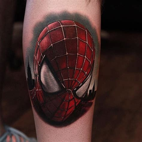 spiderman tattoo pin wallpapers pictures to pin on