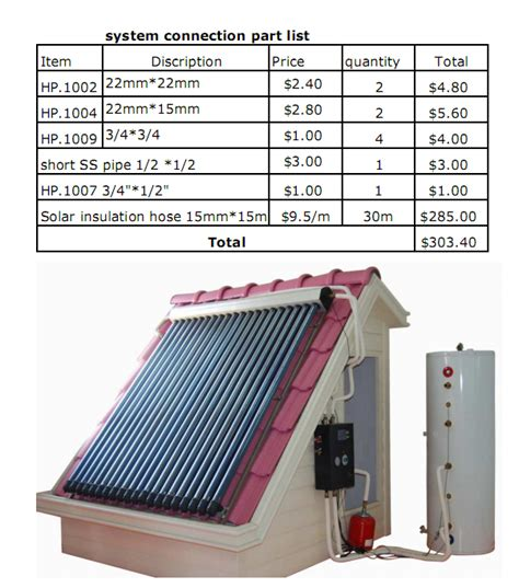 solar system price list split pressurized solar heating v guard solar water heater price list buy split pressurized