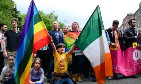 Ireland gay marriage video