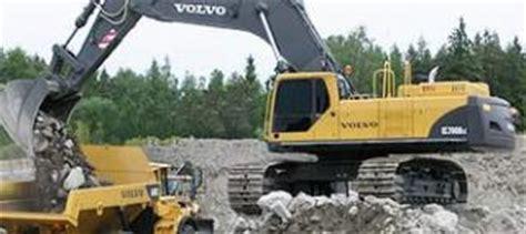 volvo ec  blc   specs operators manuals technical details mascus