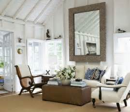 interior the right elements for coastal cottage interior