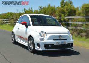 White Abarth 2013 Fiat 500 Abarth Esseesse Review