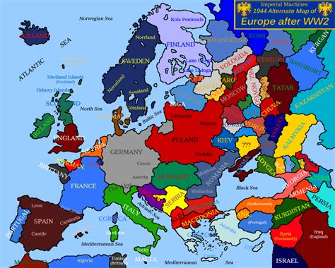 blank map of europe 1944 im outdated by ericvonschweetz