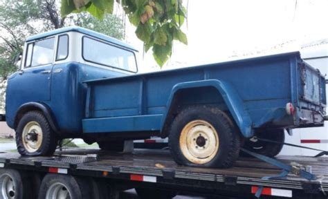 Fc Jeep For Sale 1960 Jeep Fc 170 Longbed Bring A Trailer