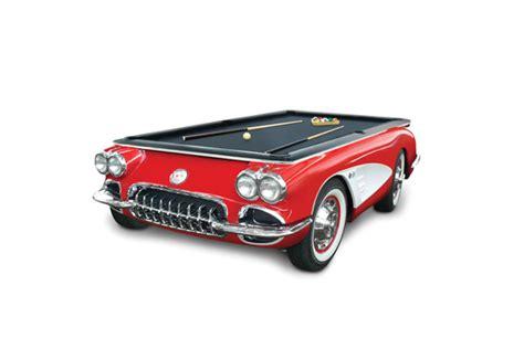 the corvette billiards pool table gift ticatoca