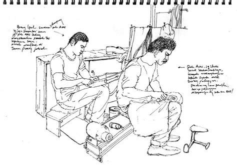 Sepatu Sketcher Anak at work sketch series sketchers
