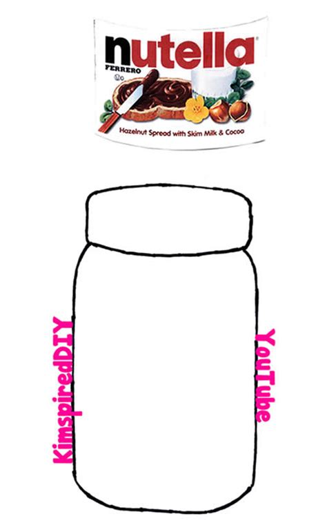 Nutella Jar Iphone All Hp nutella portable phone charger phone kidpep