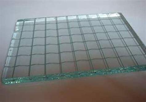 Glas Mit Draht by Glass Nj Stocks Regular Wire Glass