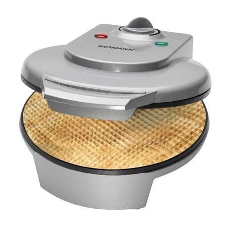 bomann ha 5017 cb thin waffle maker, 1200 w, waffel