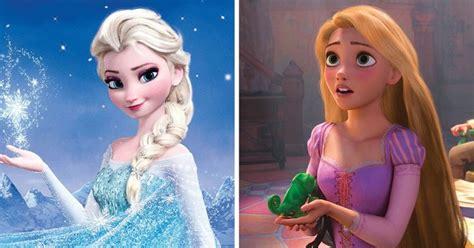 film theory elsa and rapunzel mandy moore just debunked a quot morbid quot tangled frozen