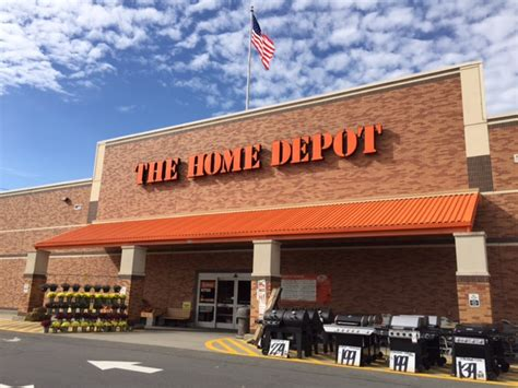 the home depot nc company profile