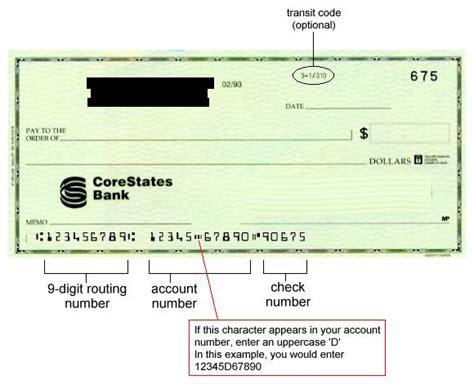 Bank Address Finder Fargo Checks Account Number Location Fargo