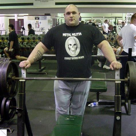 bill crawford bench press an interview with strongman shawn lattimer