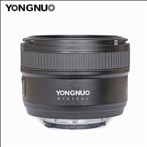Yongnuo Ef Yn 50mm 18 For Canon Filter Protector 52mm lens yongnuo yn50mm f1 8 mf yn 50mm f 1 8 af lens