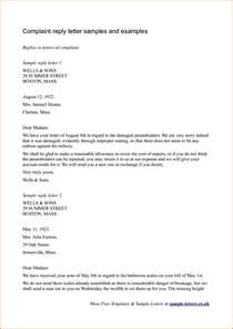 formal complaint letter template 3 complaint letter template budget template letter