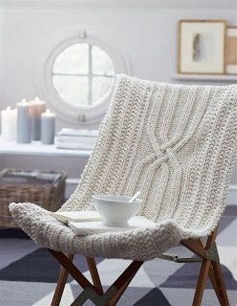 cozy furniture 38 soft and cozy knitted furniture pieces for fall and