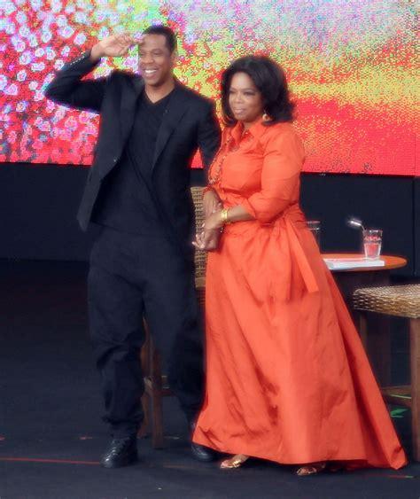 oprah winfrey jay z oprah winfrey jay z photos photos jay z making a guest