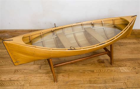 wooden boat coffee table how to make a wooden rowboat