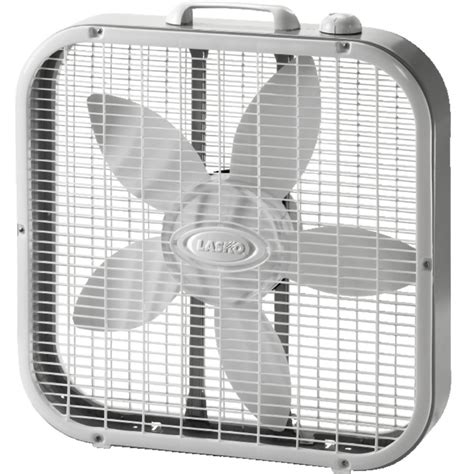 lasko 20 inch box fan the home depot canada