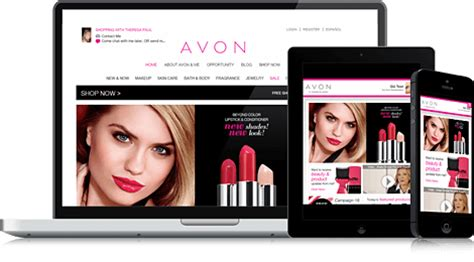 How To Make Money Selling Avon Online - how to make money selling avon beauty products online