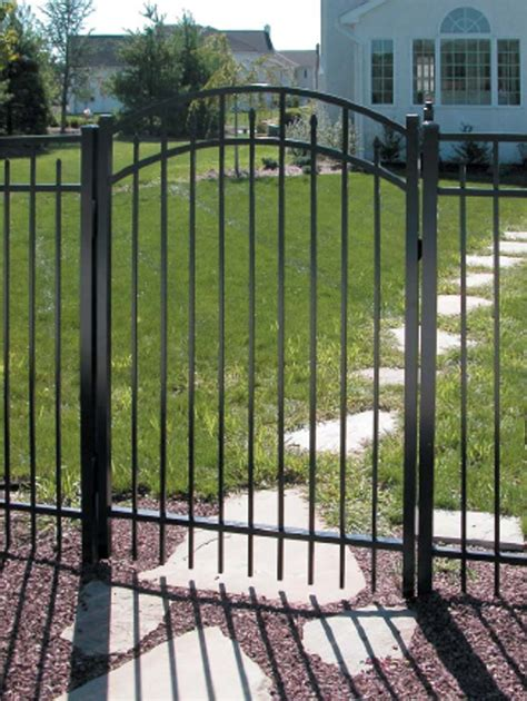 jerith aluminum fence gates discount fence supply inc