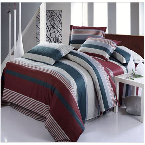 teal color comforter sets striped burgundy teal ice blue color patchwork bedding set