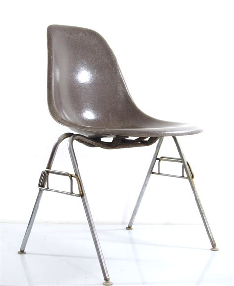 Vintage Herman Miller Chair by Eames Dss Chair 1954 Vintage Herman Miller Production