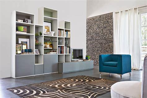 libreria soggiorno librerie componibili i mobili pi 249 quot importanti quot