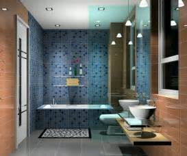 Modern Bathroom Mosaic Tile New Home Designs Modern Bathrooms Best Designs Ideas