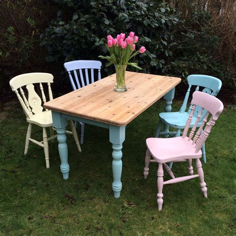 Pastel Table And Chairs by 25 Best Ideas About Pastel Furniture On Pink