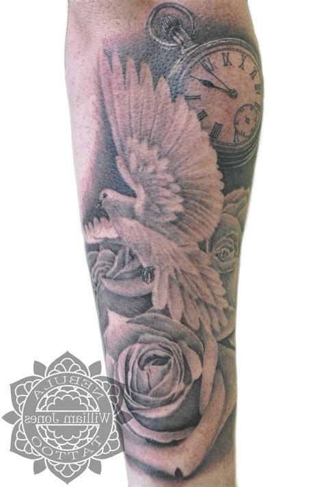 tattoo de rose sleeve designs for half sleeve tattoos