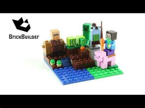 Lego 21138 Minecraft The Melon Farm lego minecraft 21138 the melon farm lego speed build
