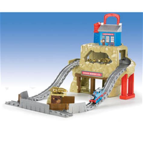 ultimotion swing zone sports thomas and friends take n play rumbling gold mine run review
