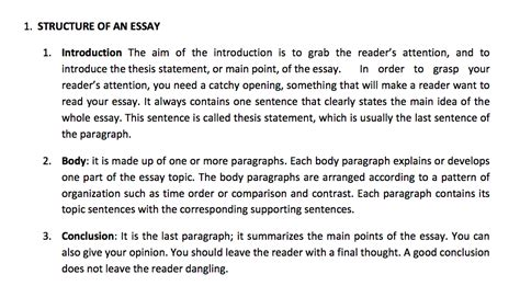 parts of a thesis research paper my just another site