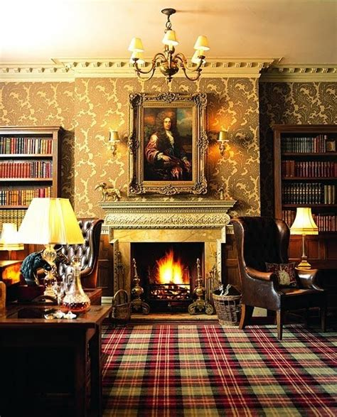 family rooms scotland snuggle up with plaid in your home