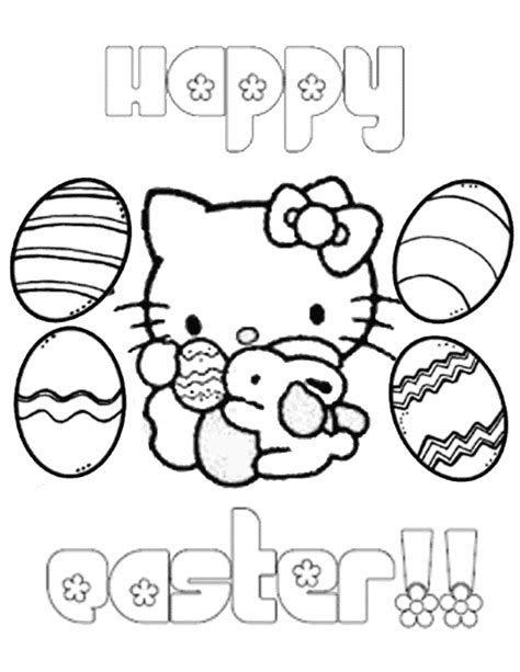 coloring pages hello easter hello eggs bunny easter coloring page h m