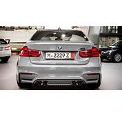 Nardo Grey BMW M3 Competition Package Is Audis Worst