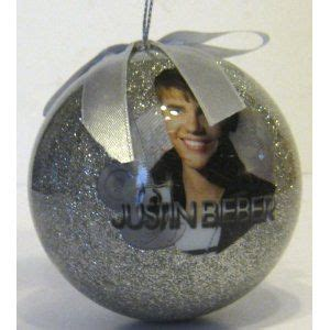 justin bieber christmas ornament christmas ornaments