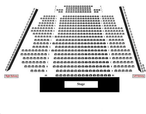 briar theatre seating chart theatre in chicago