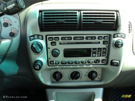 transmission control 2001 ford explorer sport parental controls 2002 ford explorer sport trac 4x4 controls photo 50114997 gtcarlot com