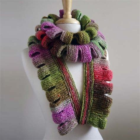 pattern not only but also flower scarf noro knit free pattern only email pdf a