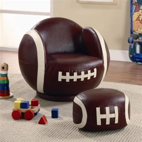 couch sport coaster kids sports chairs small kids football chair and